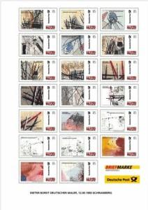 borst-briefmarken 0,62